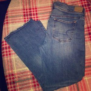 Kick Boot Jeans